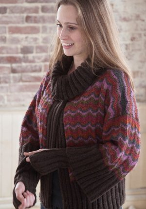 Mac & Me Patterns - 110 Metro Sweater