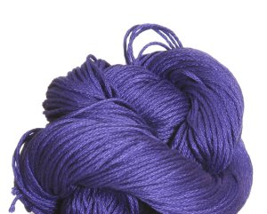Tahki Cotton Classic Yarn - 3924 - Royal Blue/Purple