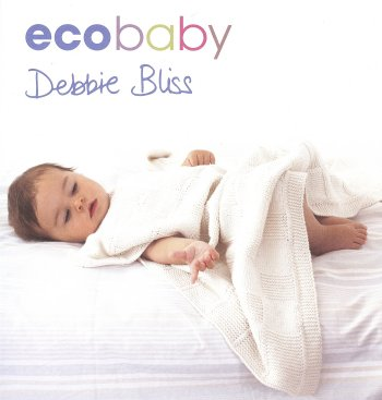 Debbie Bliss Eco Baby Simple Patchwork Blanket Kit - Baby and Kids Accessories