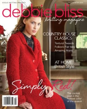 Debbie Bliss Knitting Magazine - '09 Fall/Winter