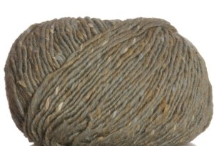 Debbie Bliss Luxury Tweed Aran Yarn - 22 Taupe