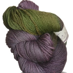 Lorna's Laces Shepherd Worsted Yarn - z'09 Sept - Purple Mojito