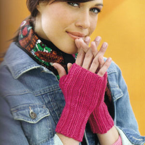 Cascade 220 Ribbed Wristers Kit - Women's Accessories