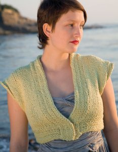 Classic Elite Sprout Shrug Kit - Women's Cardigans