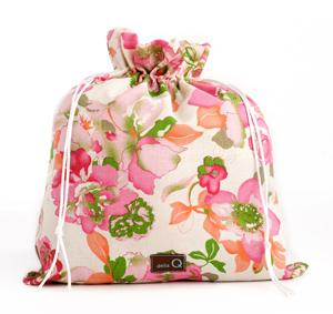 della Q Eden Cotton Project Bag (115-2) - z060 Watercolor (Discontinued)