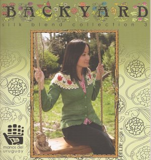 Manos del Uruguay Books - Back Yard