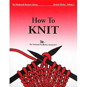 TNNA Books - How To Knit