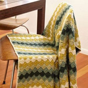 Berroco Comfort Greenway Kit - Crochet for Home