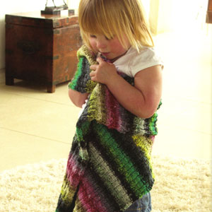 Noro Taiyo Little Blanket Kit - Baby and Kids Accessories