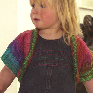Noro Taiyo Peggy Kit - Baby and Kids Cardigans