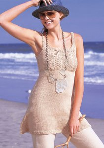 Blue Sky FIbers Skinny Cotton Sun Dress Kit - Dresses and Skirts