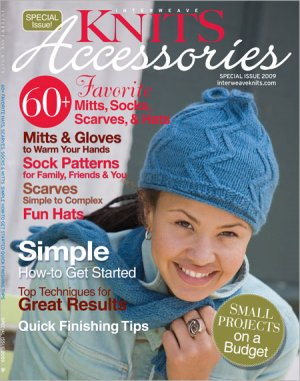 Interweave Knits Magazine - '09 Accessories (Discontinued)