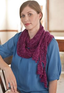 Berroco Seduce Rhenana Kit - Scarf and Shawls