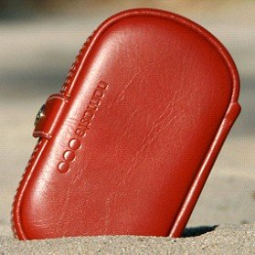 Namaste Buddy Case - Red