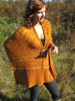 Ilga Leja Handknit Designs Patterns - Field and Forest Pattern