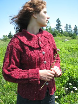 Ilga Leja Handknit Designs Patterns - Mooreland Pattern