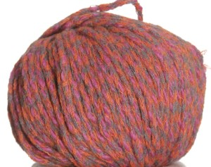 Lana Grossa Tipo Yarn - 10 Orange/Pink