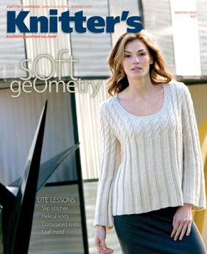Knitter's Magazine - '09 Winter