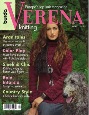 Verena Knitting - 2010 Winter
