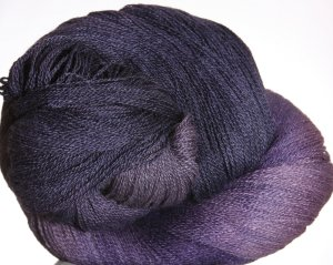Lorna's Laces Helen's Lace Yarn - Twilight