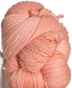 Malabrigo Worsted Merino Yarn - 072 - Apricot (Discontinued)