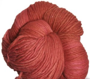 Malabrigo Worsted Merino Yarn - 194 - Cinnabar (Discontinued)