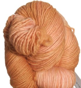 Malabrigo Worsted Merino Yarn - 604 - Golden Ochre
