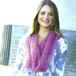 Be Sweet Extra Fine Mohair Cowl Kit - Scarf and Shawls