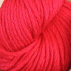 Tahki Cotton Classic Yarn - 3997 - Bold Red (Discontinued)