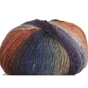 Crystal Palace Mini Mochi Yarn - 118 Blueberry Pancakes