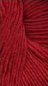 Crystal Palace Plus Solid Yarn - 1501 Intense Red