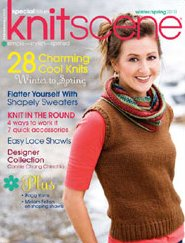 Knitscene Magazine - '10 Winter/Spring (Discontinued)