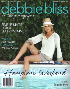 Debbie Bliss Knitting Magazine - '10 Spring/Summer
