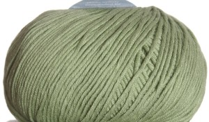Debbie Bliss Eco Baby Yarn - 07 Moss Green (Discontinued)