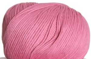 Debbie Bliss Eco Baby Yarn - 12 Rose