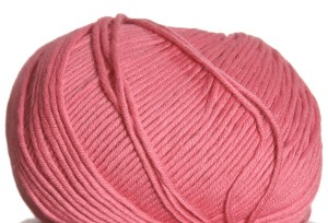 Debbie Bliss Eco Baby Yarn - 13 Coral