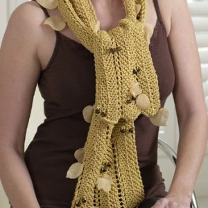 Trendsetter Soleil Zig-Zag Scarf Kit - Scarf and Shawls
