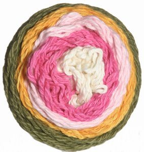 Be Sweet Bambino Taffy Yarn - 882 Sweet & Sour