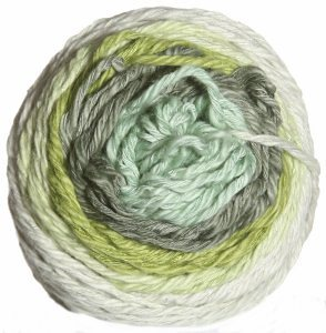 Be Sweet Bambino Taffy Yarn - 883 Spearmint Gum
