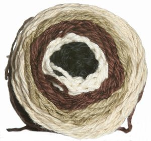 Be Sweet Bambino Taffy Yarn - 885 Cocoa
