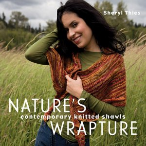 Nature's Wrapture Contemporary Knitted Shawls