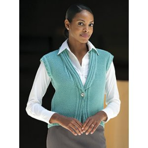 Schulana Merino Cotton 90 Seaglass Kit - Vests