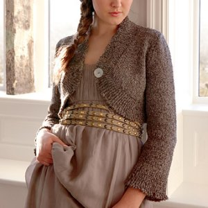 Rowan Summer Tweed Lily Kit - Women's Cardigans