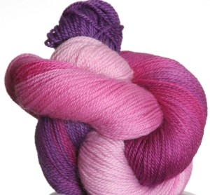 Lorna's Laces Shepherd Sport Yarn - '10 Feb - Love Potion