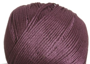 Rowan Cotton Glace Yarn - 841 - Garnet (Discontinued)