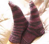 Madelinetosh Tosh Sock Afterthought Socks Kit - Socks