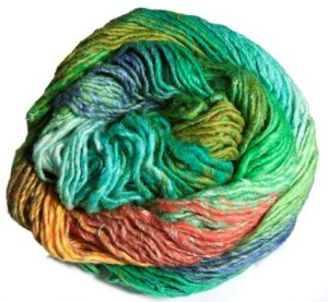 Noro Taiyo Yarn - 15 Lime/Orange/Mustard (Discontinued)