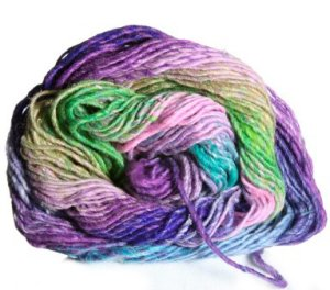 Noro Taiyo Yarn - 18 Purples/Pink/Royal (Discontinued)