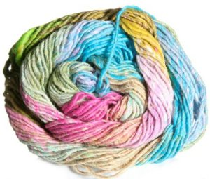 Noro Taiyo Yarn - 20 Pinks/Green/Turquoise (Discontinued)