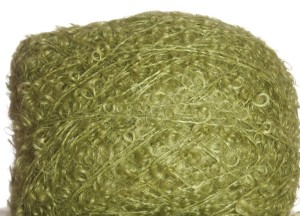 Be Sweet Extra Fine Mohair Yarn - Green Potion